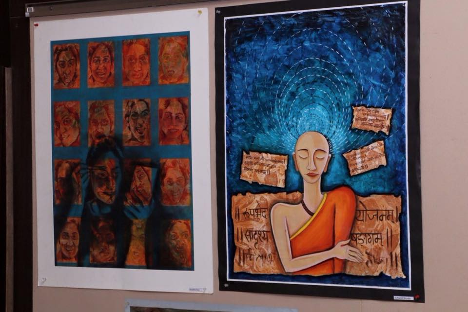 siddharth-shirole-vit-annual-art-exhibition-7